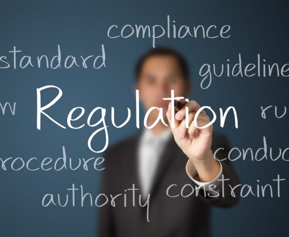 regulation concept for CQC