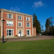 Hexgreave Hall Front pic